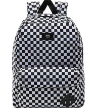 Vans ανδρικό backpack Old Skool III Checkerboard - VN0A3I6RHU01 - Μαύρο