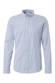 TOM TAILOR ανδρικό πουκάμισο Slim fit - 1008320 - Μπλε