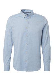 TOM TAILOR ανδρικό πουκάμισο Slim fit - 1008320 - Γαλάζιο