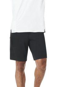 Ανδρική αθλητική βερμούδα Tech Knit Oakley - 442347 - Μαύρο