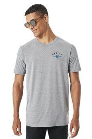 Ανδρικό γκρι T-shirt 50 Temples FB Oakley - 456849A - Γκρι