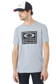 Ανδρικό T-shirt 50 Dtp Camo Box Oakley - 456862A - Γκρι