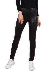 Molly Bracken γυναικείο παντελόνι κολάν μαύρο - W18MB-E919 - Μαύρο