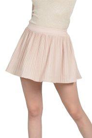 Molly bracken γυναικεία mini πλισέ φούστα - S19MB-S3608 - Σομον