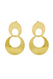 Γυναικεία σκουλαρίκια Li - LA - LO - SΑS006001