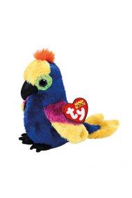 Ty Beanie Boos Wynnie πολύχρωμoς παπαγάλος 15 εκ. - 1607-36885