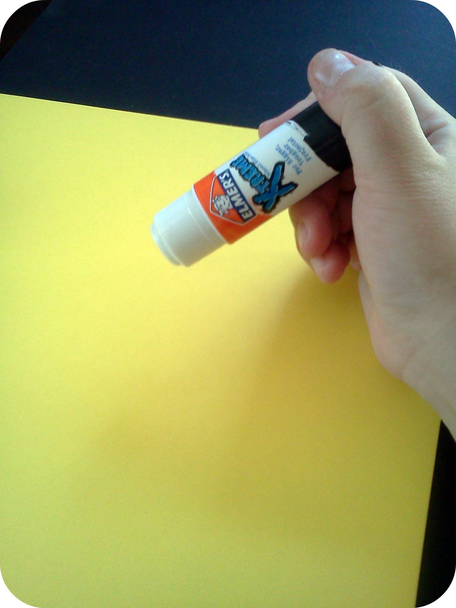 How To Make A Foam Board Calendar Gluenglitter