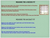 Guest Post: How To Measure Your Windows Correctly For ...