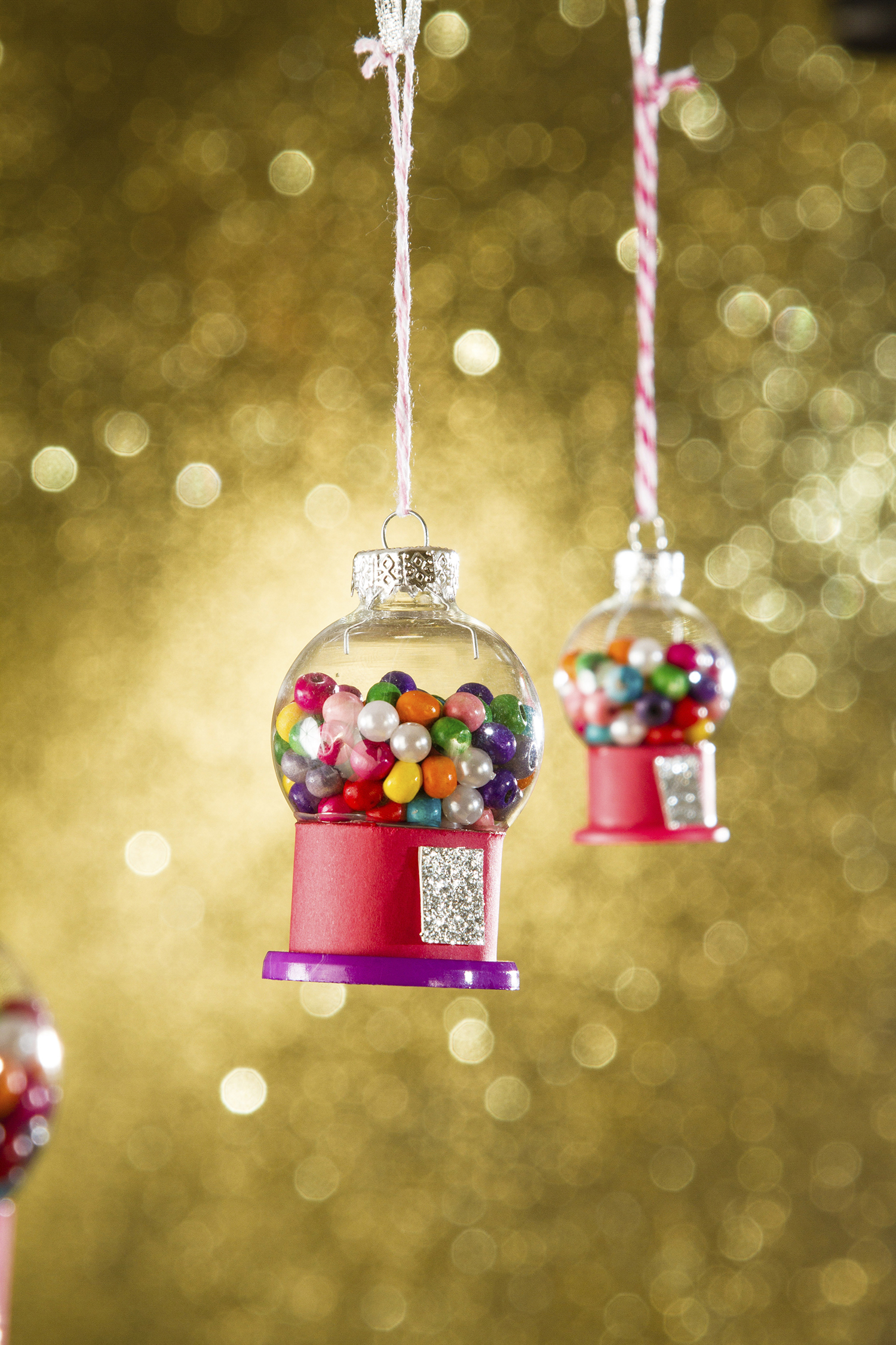 Diy Christmas Ornament Craft Ideas For Kids From Family