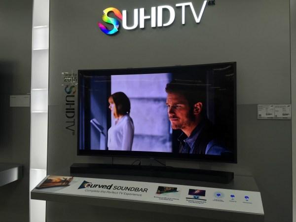 Father' Day Idea Save Samsung 4k Suhd Tvs - Susie Homemaker