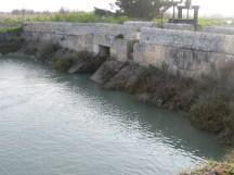 Les Portes - Vieux port - marée du siècle 21 mars 2015