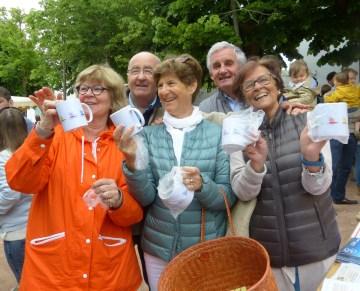 Courses escargots - Loix - 16 mai 2015