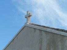 Ars-en-Ré - Travaux église - Chaulage des murs- 21 mars 2017