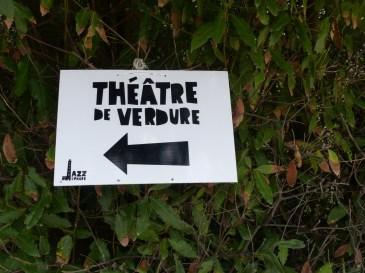 Jazz au Phare - Théâtre de Verdure - 13 août 2017