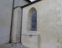 Ars-en-Ré - Vitraux église - 18 octobre 2017