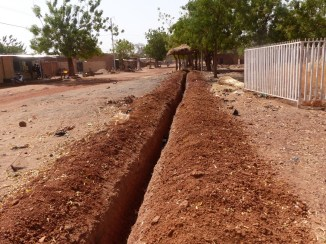 Burkina Faso - Arbollé - 8 février 2018
