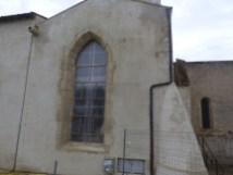 Ars-en-Ré - Travaux église - Vitraux - 11 juin 2018