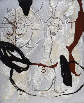 Musée Ernest Cognacq - Richard Texier - Circum Navigo 2001
