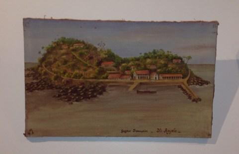 Peinture Ile Royale