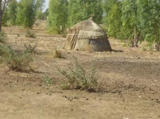 Case peule, Burkina Faso