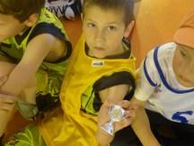Stage de basket - avril 2013