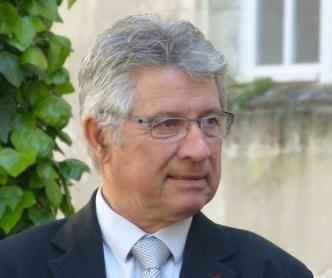 Jean-Pierre Gaillard, maire du Bois-Plage, vice-président de la CDC