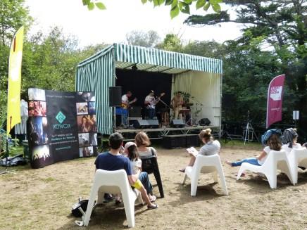 Jazz au Phare - Tremplin jeunes talents - Novaé - 18 août 2014