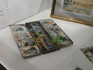 Palette d'aquarelle de Tatave