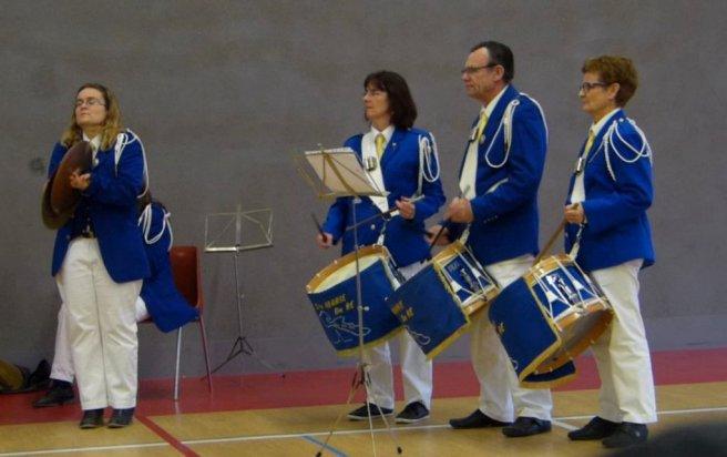 Sainte-Marie de Ré - Voeux en musique - 4 janvier 2015