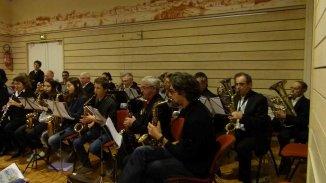 La Couarde-sur-Mer - Voeux en musique - 9 janvier 2015