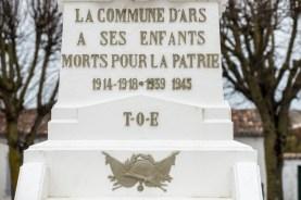 Ars-en-Ré - Monument aux morts