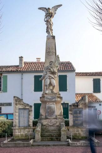 Sainte-Marie de Ré - Monument aux morts