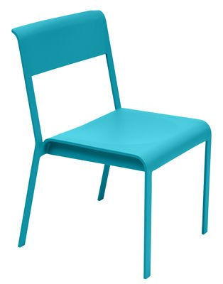 Chaise Fermob bellevie turquoise