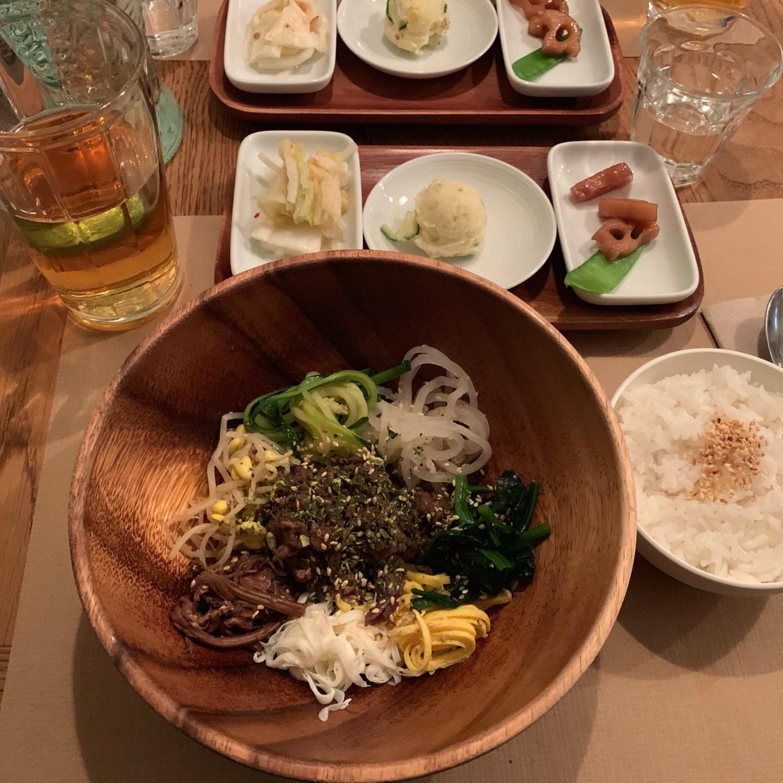Koreanisch essen in Paris – Jium 지음