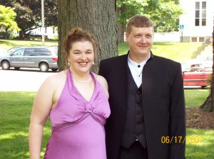 Tanya and Jeff 6-17-07