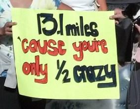 half crazy