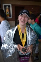 Akron 1/2 Marathon September 2011