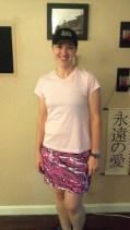 My new running skirt!