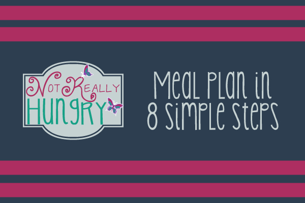 Meal Plan in 8 Simple Steps
