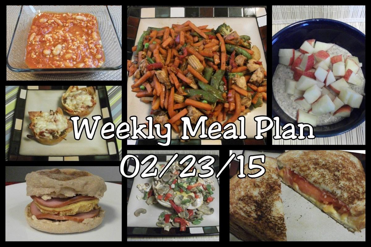 Meal Plan 02-23-15