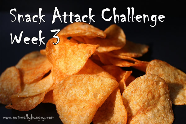 Snack Attack Week 3