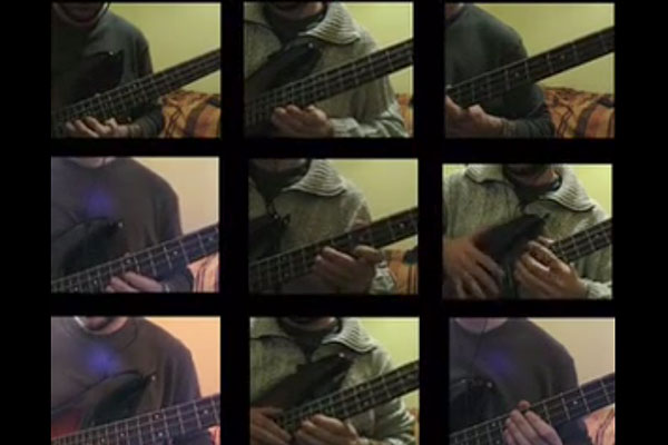 "6nikola9: ""All You Need Is Love"" Bass Multi-Track Arrangement"