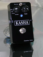 Kasha 4 Channel Overdrive Pedal