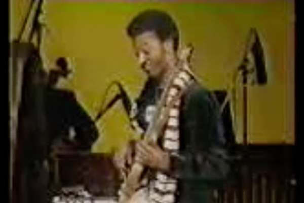 Marcus Miller: Early Years GRP Performance