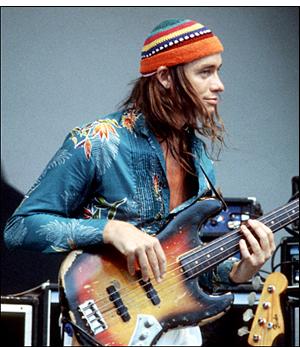 2012 Readers' Favorite Bassists – #5: Jaco Pastorius