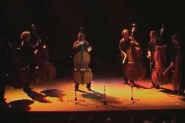 L'Orchestre de Contrebasses: Live Performance