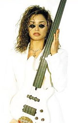 Gerald Veasley's 2011 Bass BootCamp Adds Rhonda Smith