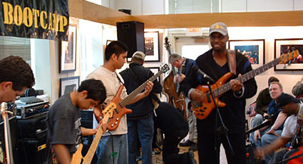 Gerald Veasley's 2011 Bass BootCamp Opens Early Registration