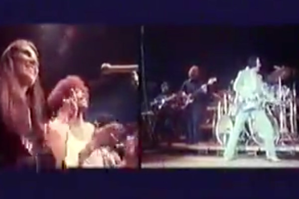 Elvis (and one great rhythm section): See See Rider