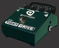 Amptweaker TightDrive Bass Overdrive Pedal